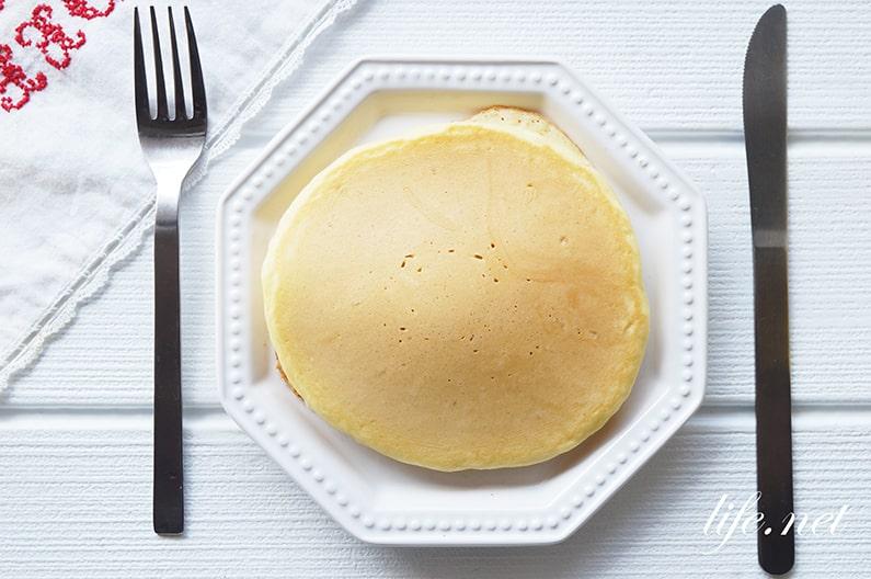 マツコの知らない世界のホットケーキミックス6品。レシピも紹介。