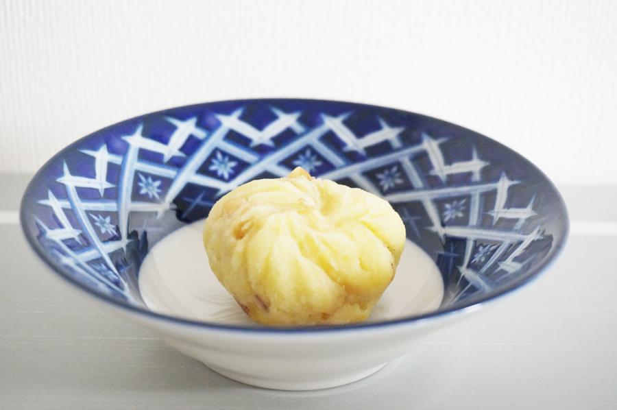 芋きんとんの簡単な作り方。さつまいもだけでできるレシピ。