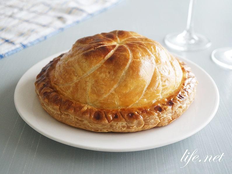 プロのミートパイのレシピ。冷凍パイシートで絶品!