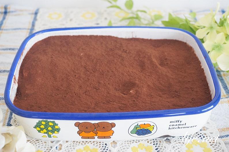 あさイチのティラミスのレシピ。みきママの簡単で本格的な作り方。