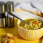 サバ缶のチャイニーズスープレシピ
