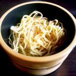 鶏とキャベツの中華和え麺レシピ