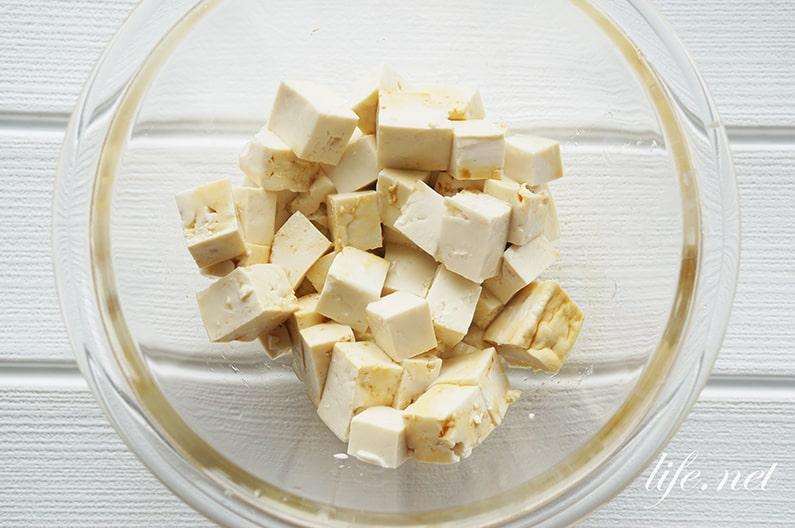 長芋の豆腐グラタンのレシピ。はんぺんと味噌マヨネーズがポイント。