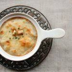 豆腐のグラタン長芋ソースのレシピ