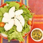 平野レミさんの鶏むね肉のサラダのレシピ