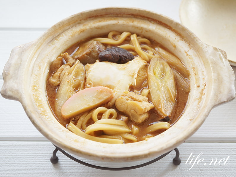 味噌煮込みうどんの本場のレシピ。名古屋人おすすめの具を紹介!