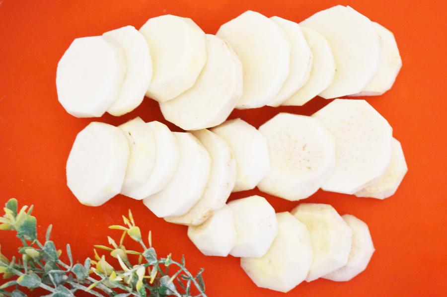 男子ごはん里芋の煮がらめレシピ