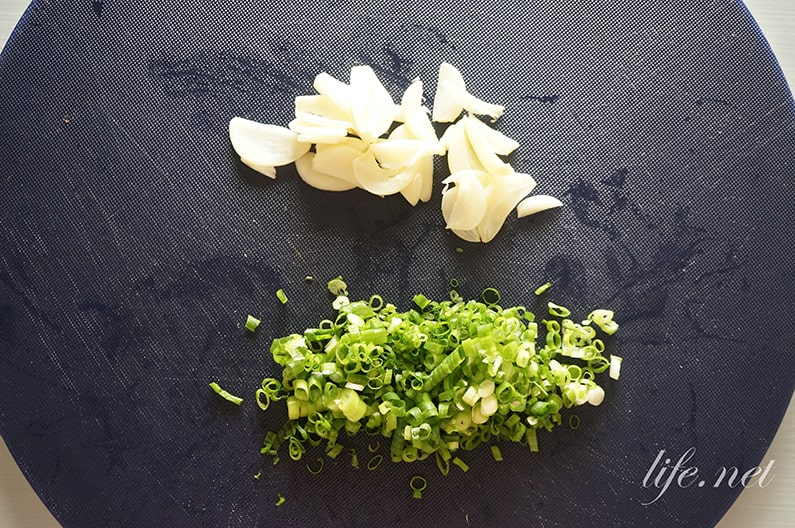 しらすとあおさのアーリオオーリオのレシピ。男子ごはんの絶品パスタ。