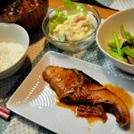 ぶりの照り焼きの作り方!煎り酒活用レシピ
