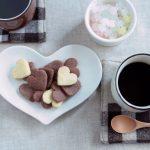 バレンタインチョコレートクッキーのレシピ