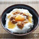焼き鳥缶の親子丼の作り方。テレビで話題の春風亭昇太さんのレシピ。