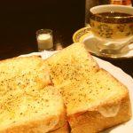 チーズトーストのチーズがびよーんと伸びる方法