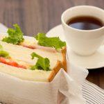 ケーキ風おしゃれサンドイッチのレシピ