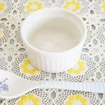 離乳食初期10分粥の作り方