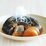 茶ブリ大根のレシピ!ザラメを使った作り方