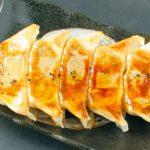豆苗揚げ餃子のレシピ