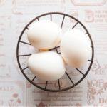 ゆで卵のウスターソース漬けのレシピ
