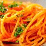 チキンとナスのトマトソースパスタのレシピ