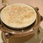ツバメの巣風スープのレシピ!大根のツマで