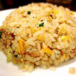 あさイチのパラパラ炒飯のレシピ