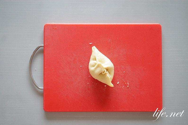 ホットケーキミックス肉まんのレシピ。マツコの知らない世界で話題。