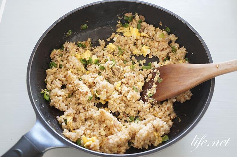 酢キャベツの食べ方とアレンジレシピ、チャーハンの作り方