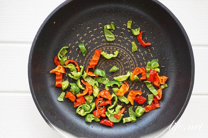 男子ごはんのピーマンとツナのサッと炒めのレシピ。簡単&絶品です。