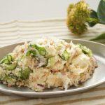 鮭缶のおからサラダのレシピ