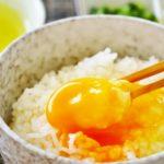 しょうゆをかけない卵かけごはんのレシピ
