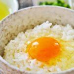入江シェフの卵かけごはんのレシピ