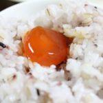 卵黄のしょうゆ漬け乗せ鶏そぼろ丼のレシピ