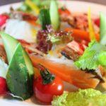 カラフルサラダのレシピ