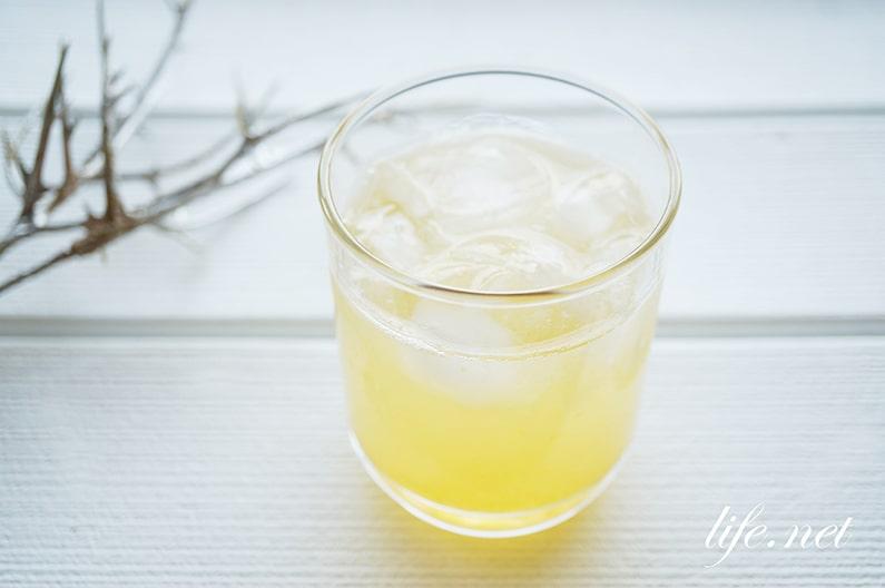 簡単な梅酒の作り方。電子レンジで!少量から作れるレシピ。