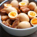 炭酸水の豚の角煮のレシピ