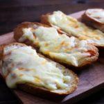 梅チーズトーストのレシピ・作り方