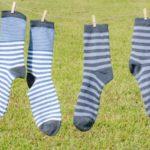 雨の日におすすめの靴下の種類