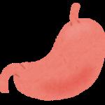 胃酸の領域が広がる