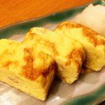 わかめペーストの卵焼きのレシピ