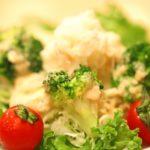 らっきょうの甘酢漬けポテトサラダのレシピ