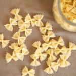 スープパスタの作り方、ガスコンロでできる災害食レシピ