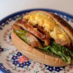照り焼きチキンのサンドイッチのレシピ