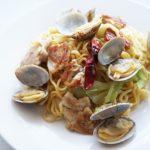 平野レミさんの焼きそばのレシピ。ほっぽり焼きそばおいしい貝。