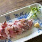 あじとたまねぎの三杯酢の作り方、土井善晴さんのレシピ