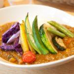 お寺カレーのレシピ、夏野菜たっぷりの作り方