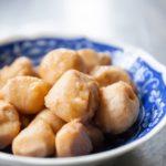 レンコン団子と里芋の煮物のレシピ・作り方