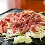 ジンギスカン丼のレシピ
