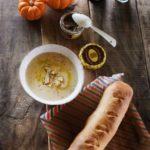 サラダチキンとカットキャベツのスープのレシピ・作り方