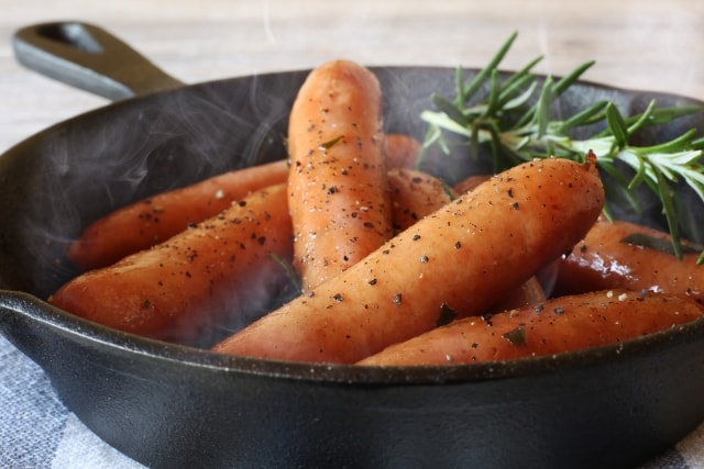 フライパンで蒸し料理を作る方法