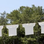 Tシャツの脇の黄ばみを取る洗濯方法