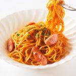麺トレード調理法のナポリタンのレシピ